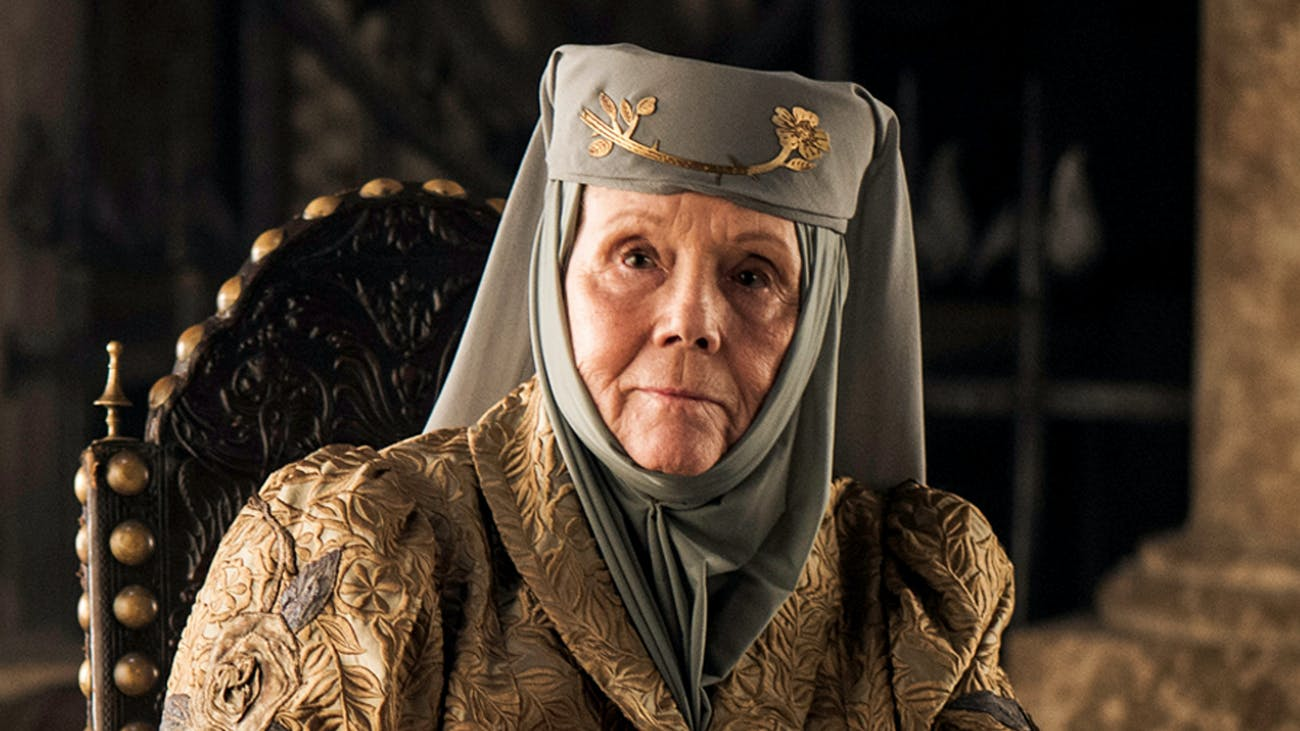 Olenna Tyrell is the only truly neutral character in both regards.