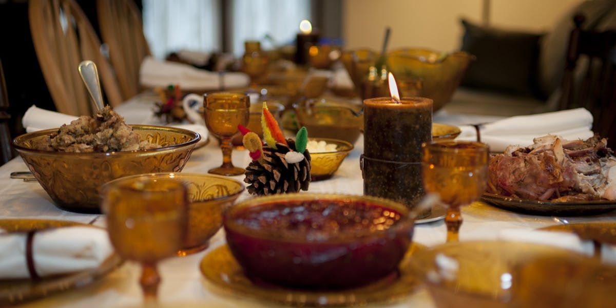 Avoid the annual Thanksgiving tension by avoiding it. Choose Friendsgiving.