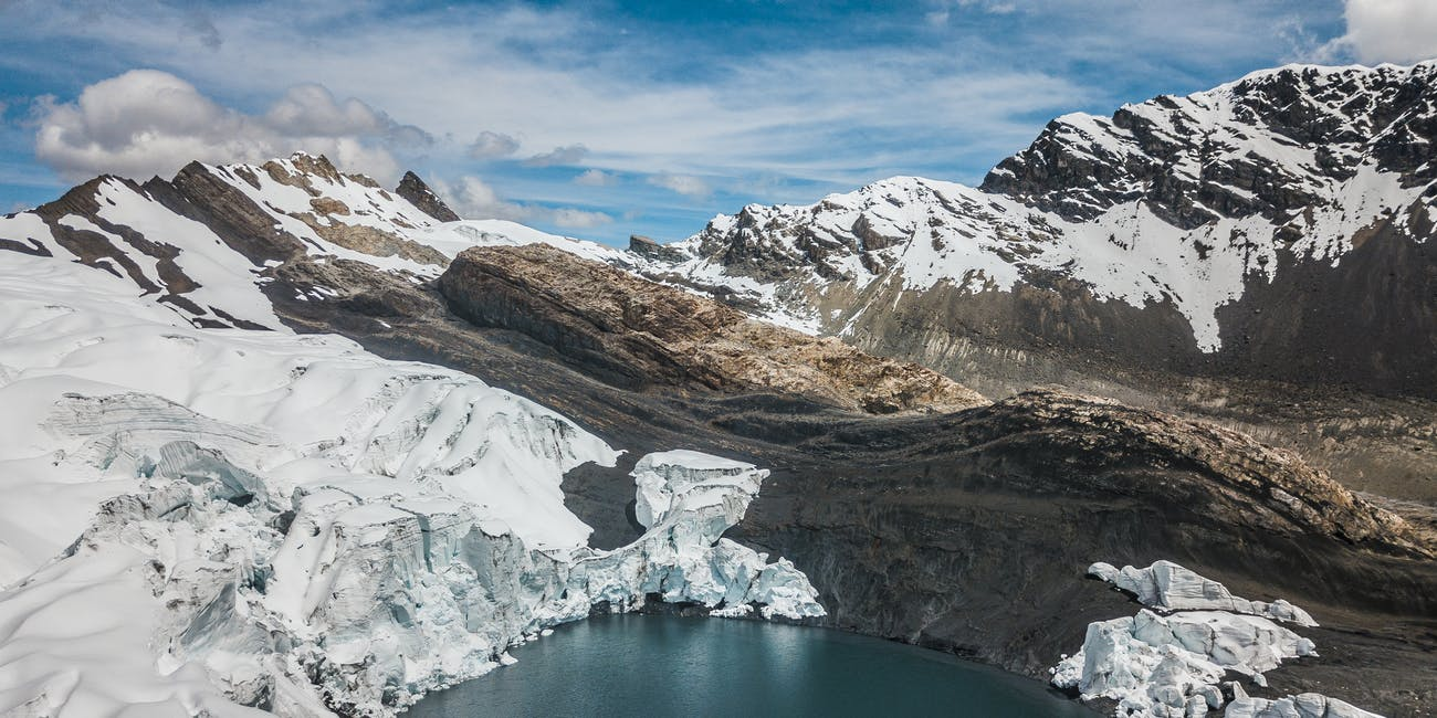 Melting Glaciers Are Having an Unexpectedly Positive Effect on Carbon Dioxide