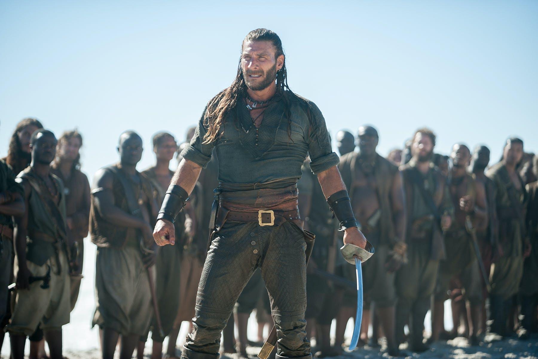 Netflix's 'The Witcher' Still Needs a Geralt of Rivia ... Daario Naharis Ed Skrein