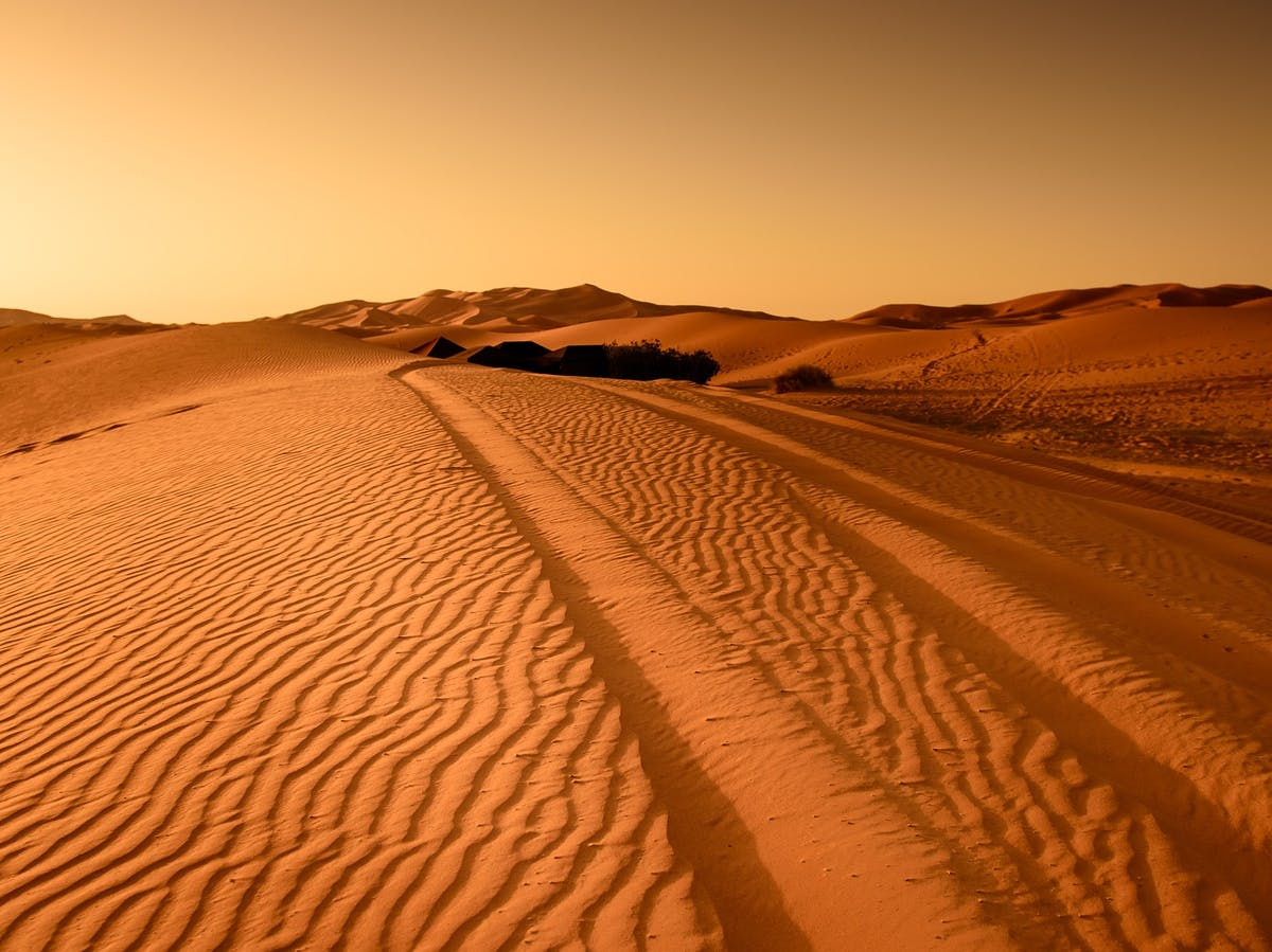 This Is What Would Happen if We Turned the Sahara Desert Into a Solar Farm