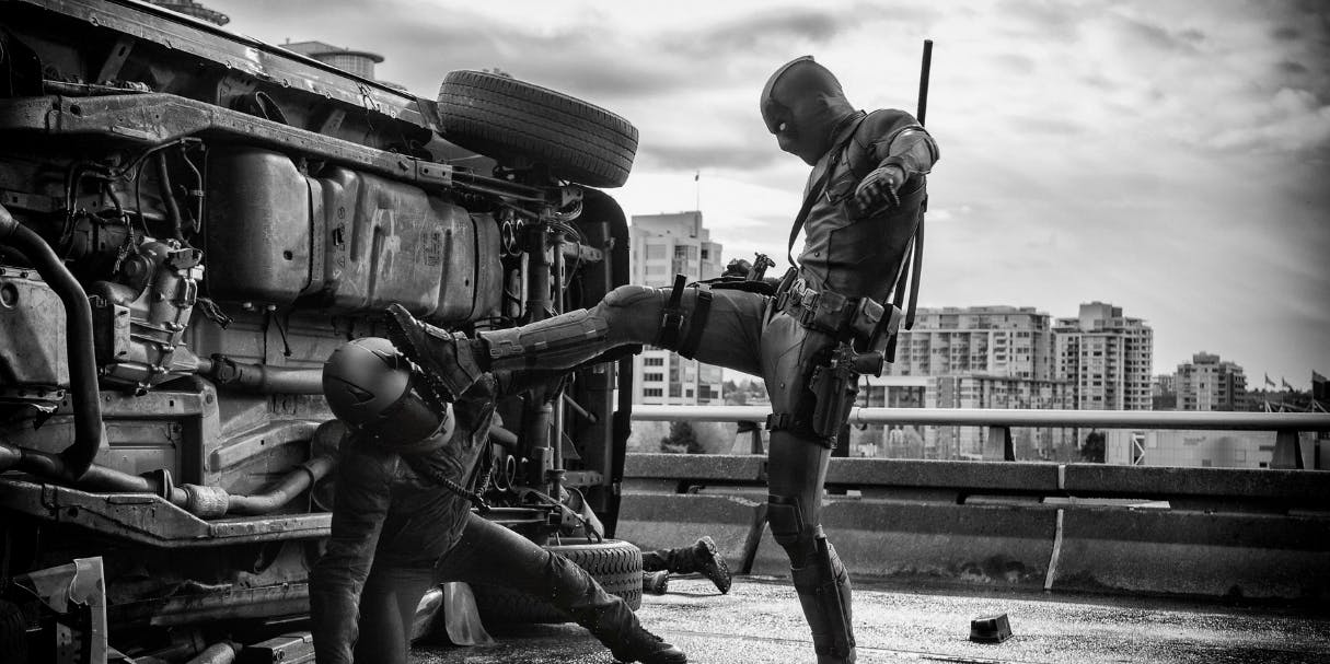 Fuck It, Give 'Deadpool' an Oscar Nomination