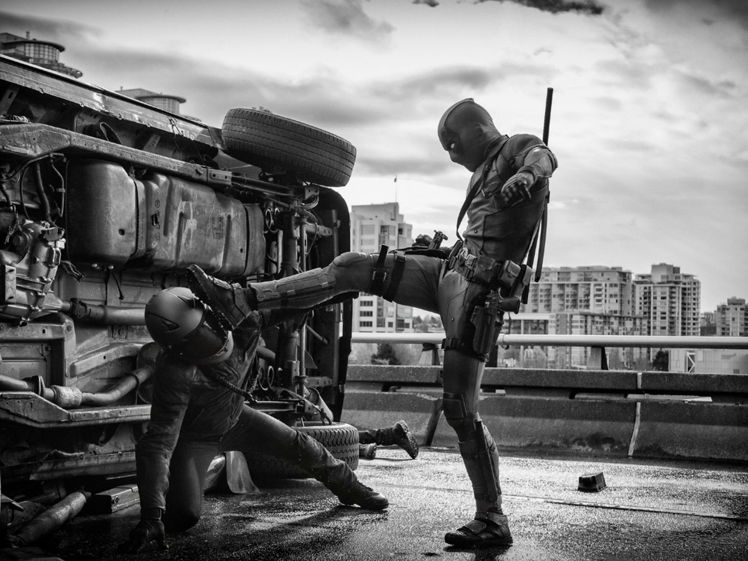 Fuck It, Give 'Deadpool' an Oscar Nomination
