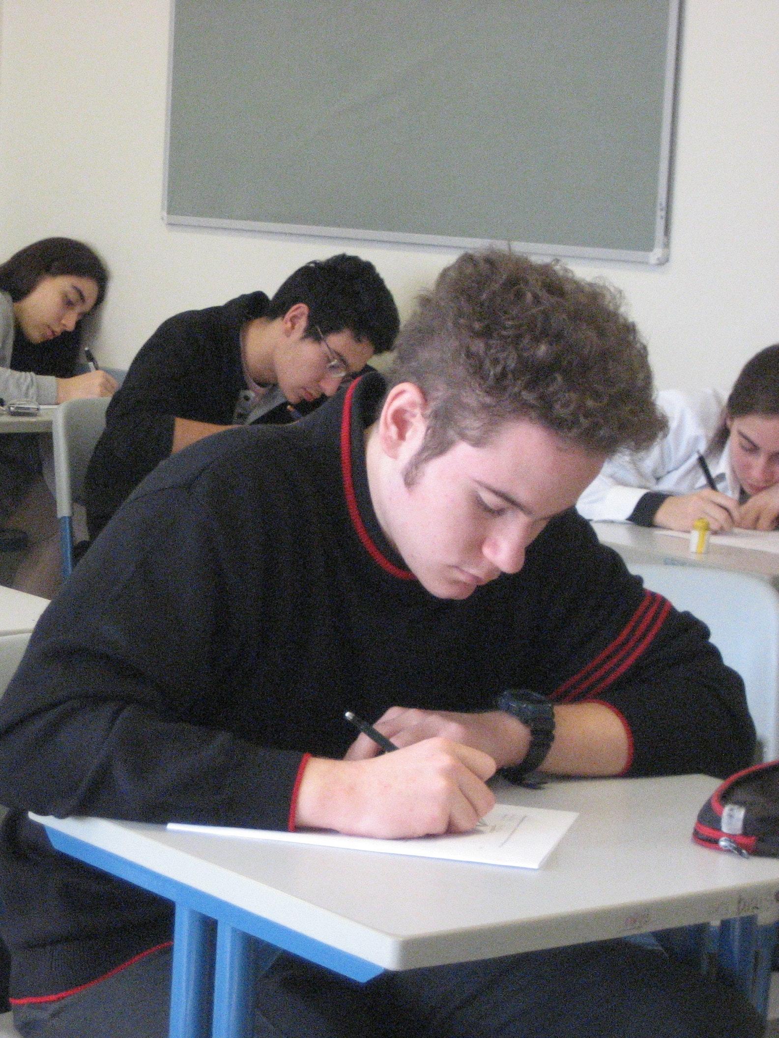 Writing Exams