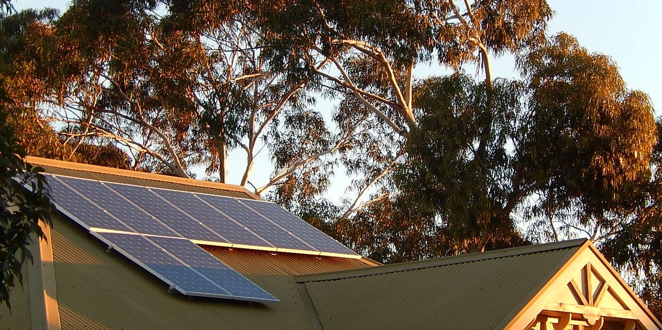 Solar Cells Panels Renewables Climate Sustainability