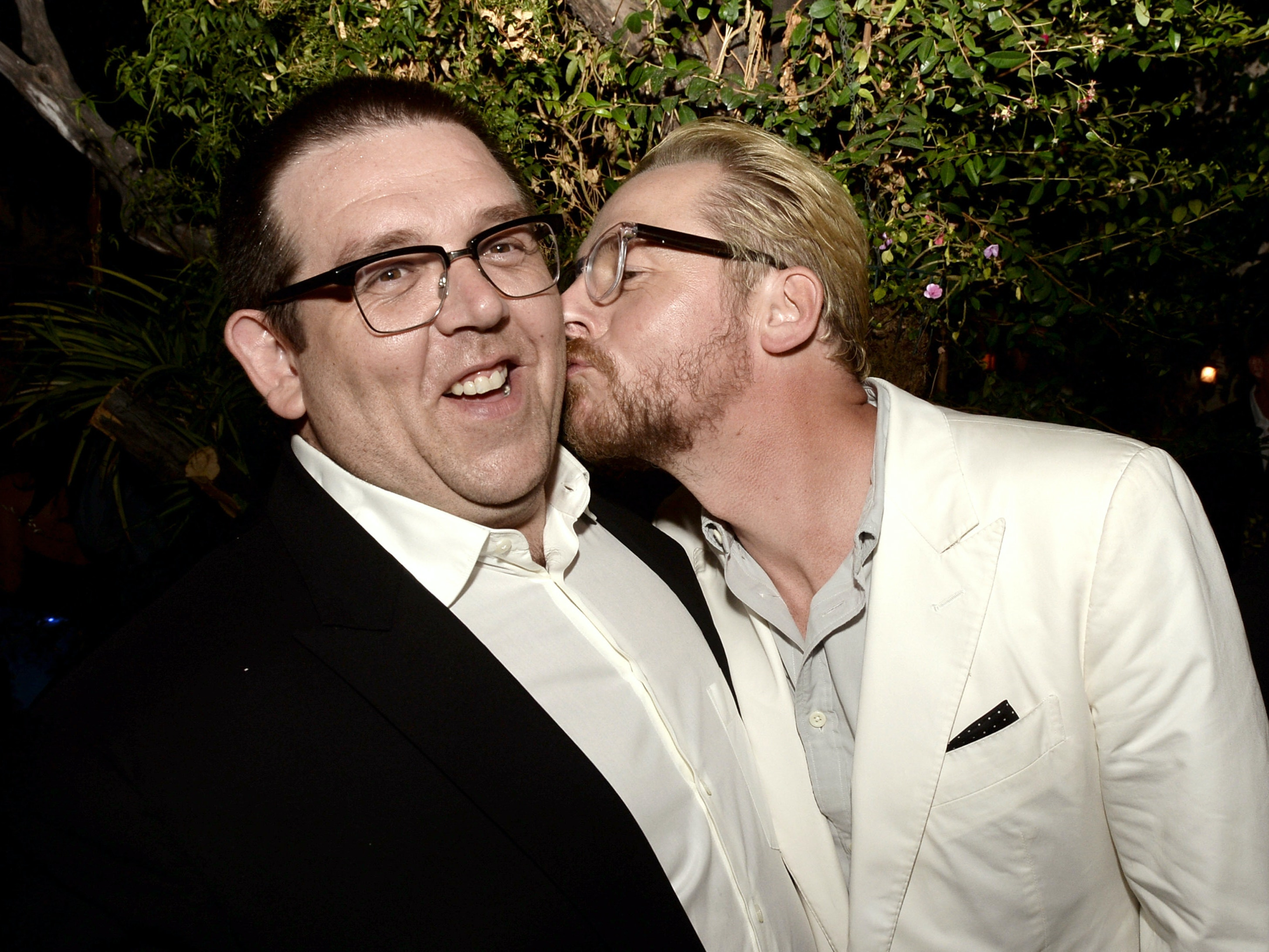 Simon Pegg and Nick Frost Are Writing a New Project Together