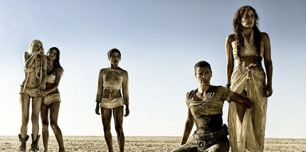 mad max fury road climate change