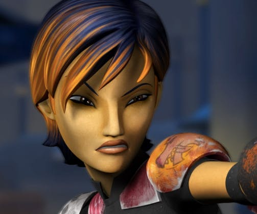 Sabine, a part of the Kenobi family?