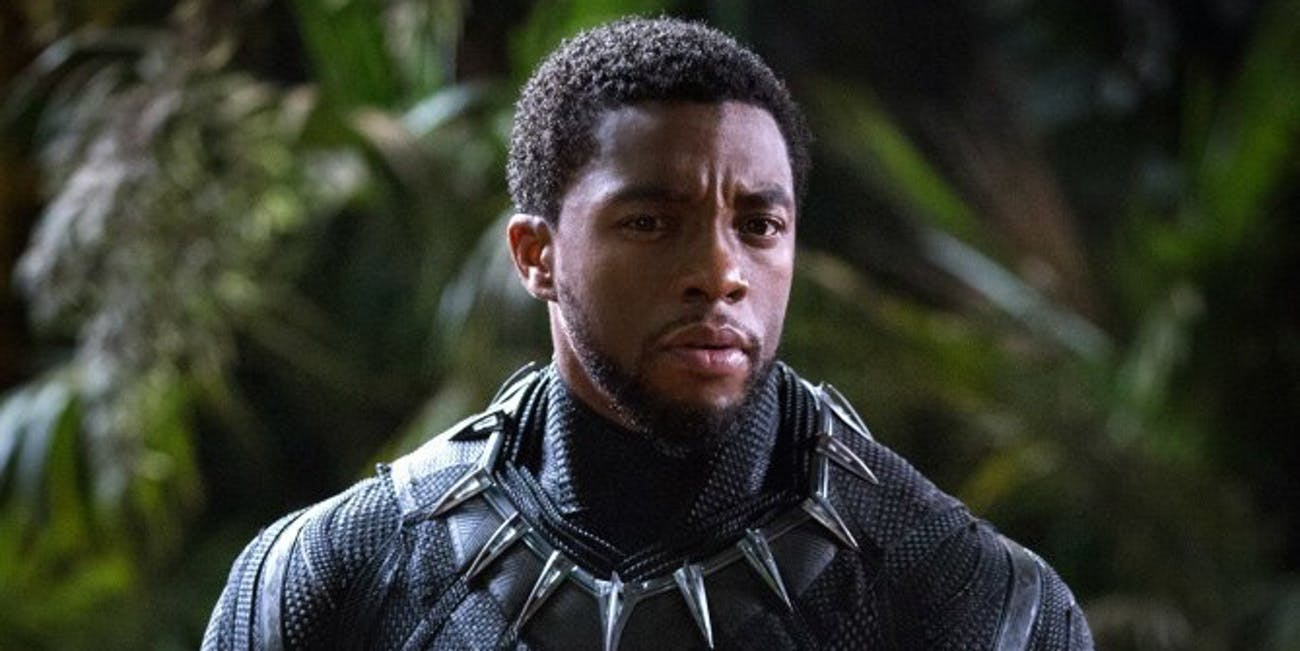 Black Panther Movie Marvel