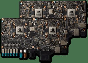 The Nvidia Drive PX 2