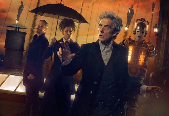 What sort of dynamic will the three Time Lords have?