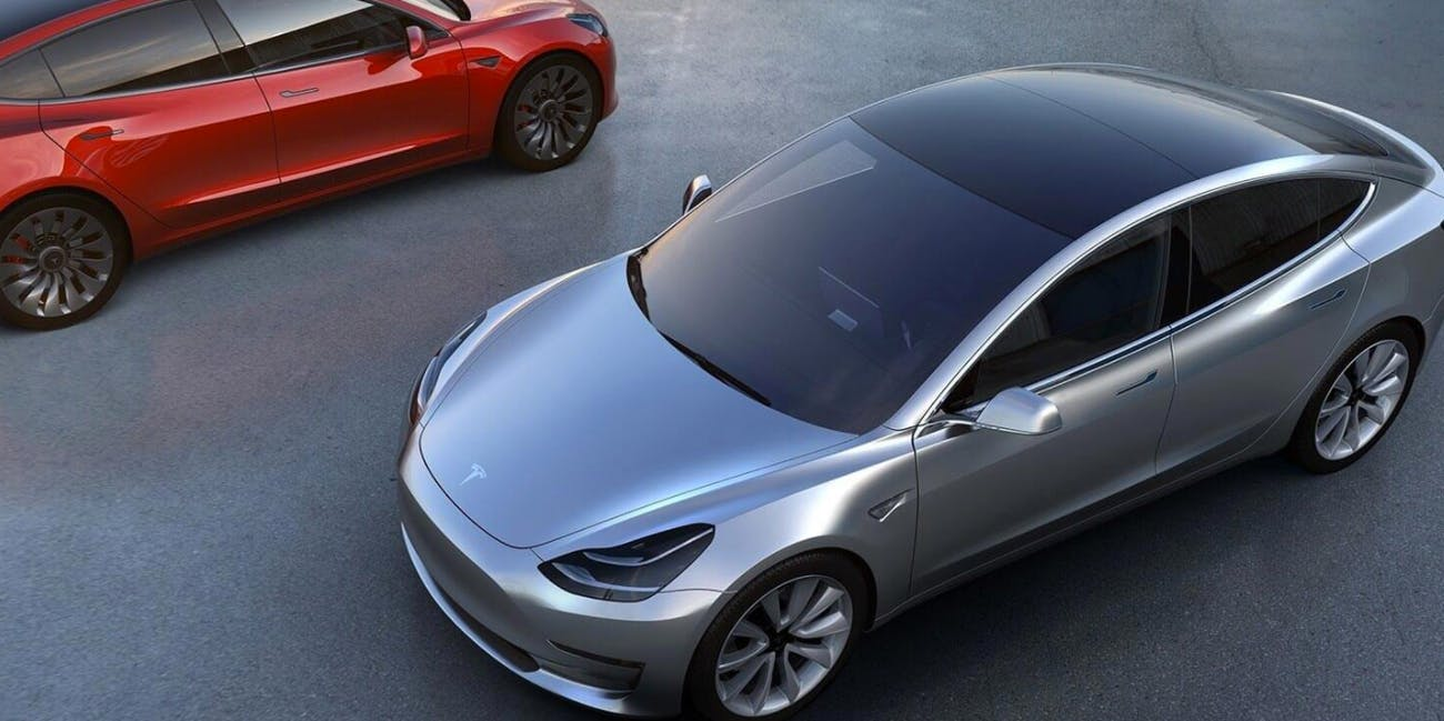 Tesla Just Hit Back Against Reports Of Model 3 Part Issues