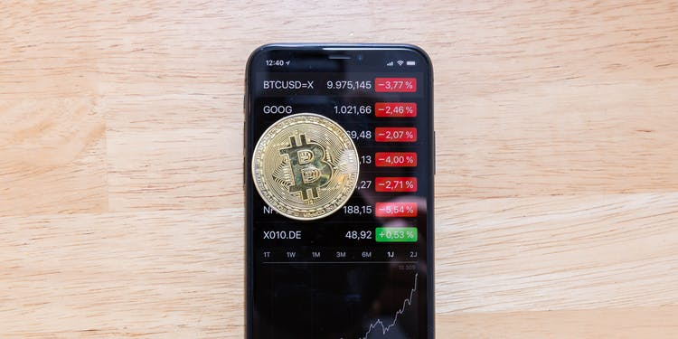 Cryptocurrency on iPhone? Apple Could Solve One of Its