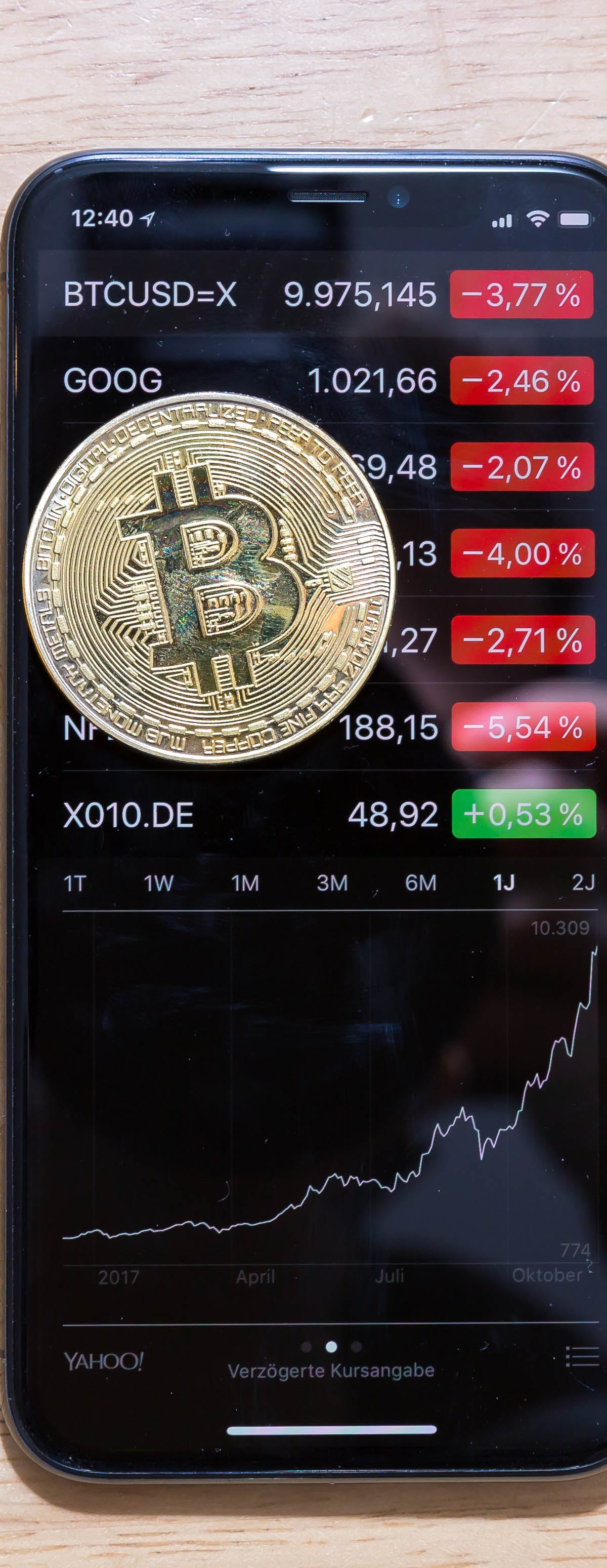 Cryptocurrency on iPhone? Apple Could Solve One of Its Biggest Problems