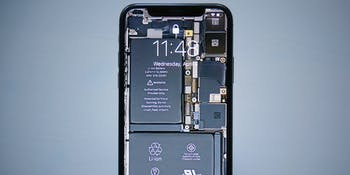 iphone apple insides