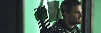 Arrow Mid-Season Finale