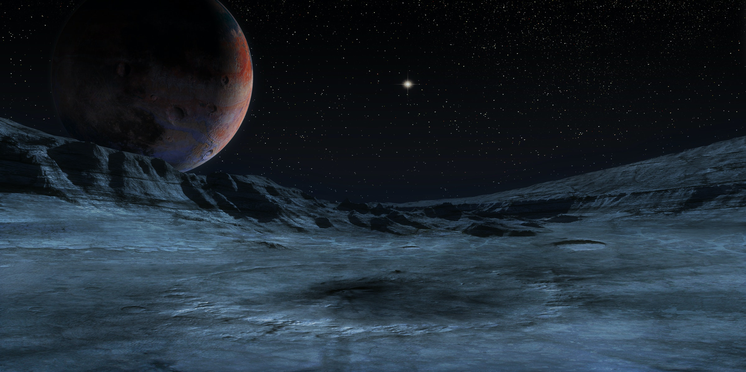 Pluto Pictures - Photos of Dwarf Planet Pluto