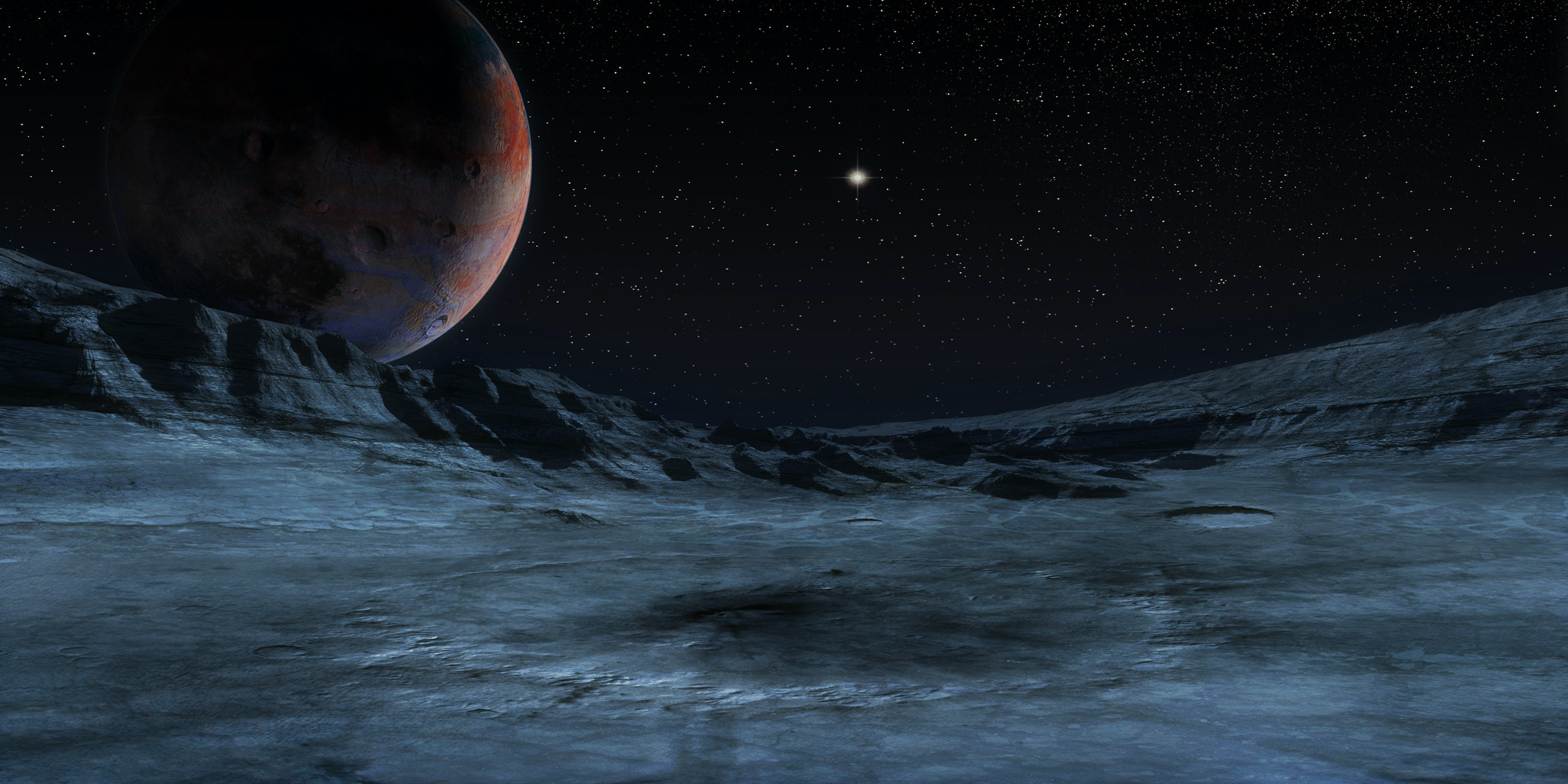 Making Pluto a Planet Could Give the Solar System a Whopping 110 Planets