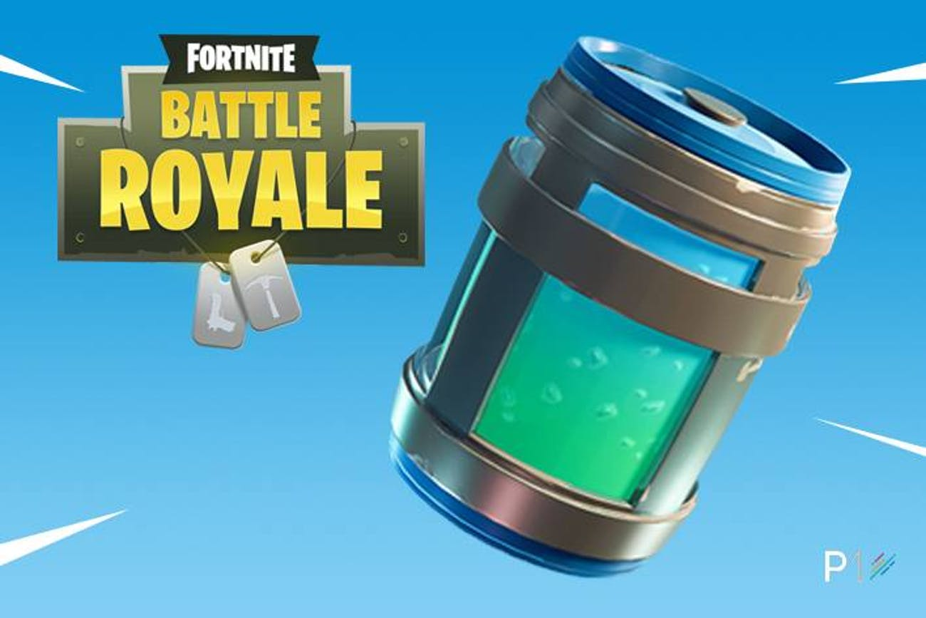 The Chug Jug is one of several shield potions in 'Fortnite: Battle Royale'.