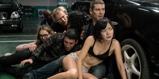 The final epic team-up for 'Sense8' is coming in the series finale trailer.