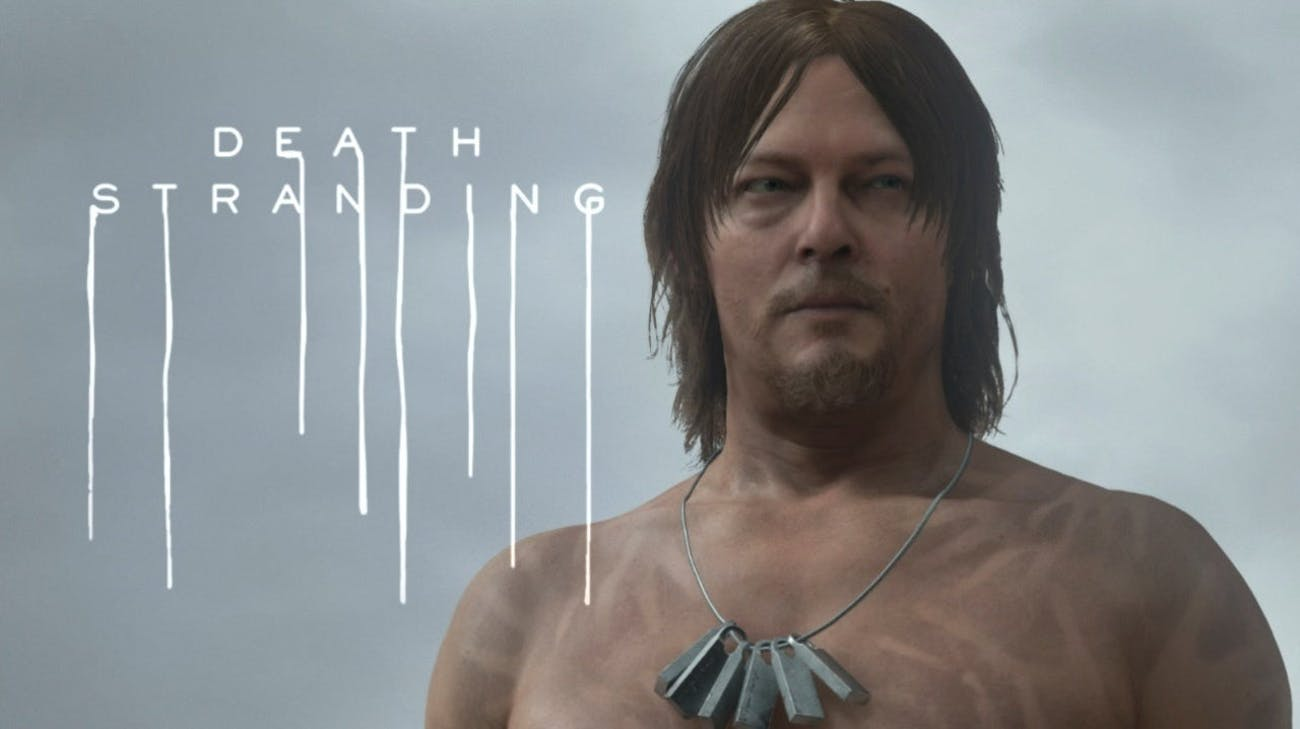 death stranding kojima productions game