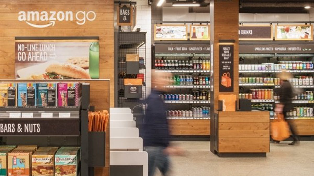 Amazon Go Grocery Store Opening Jan 22 Looks Like Cashier Less