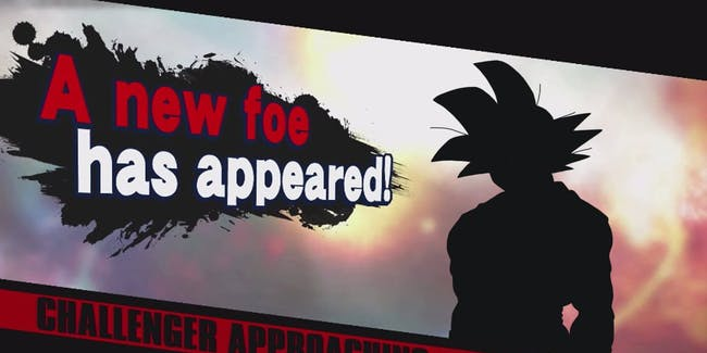 super smash bros ultimate new characters goku dragon ball z