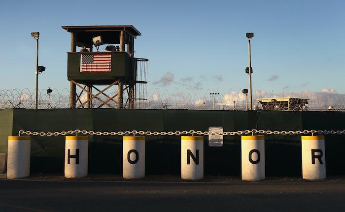 Guantanamo Bay, Cuba.