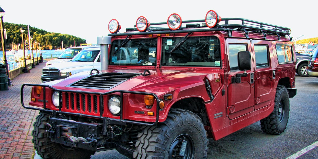 Being a Hummer Salesman in the Post-Hummer, Climate Change ... | gas mileage hummer