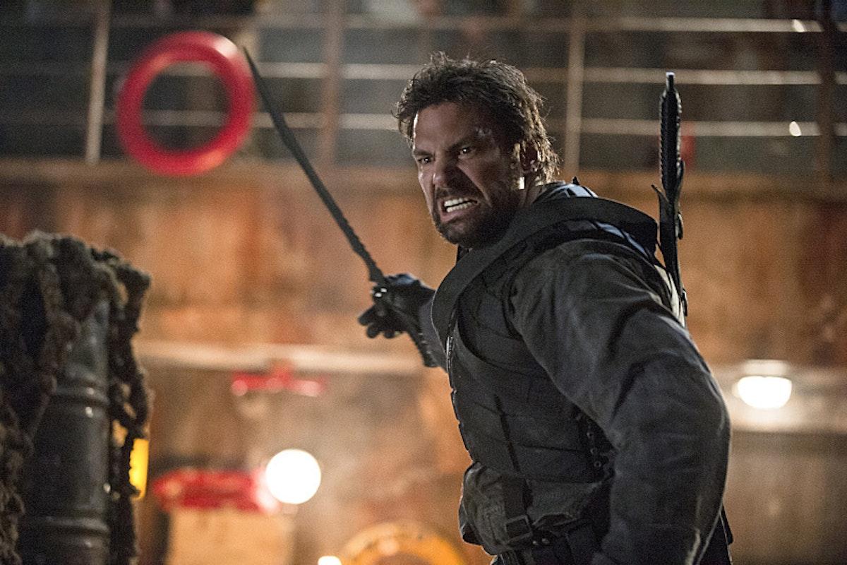 Deathstroke Arrow