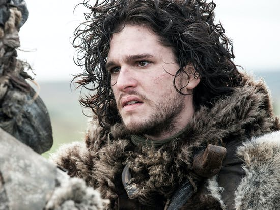 A Brief History of Jon Snow's Hair in 'Game of Thrones'