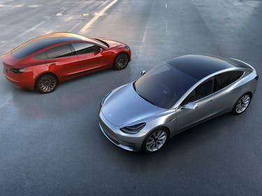 Everything We Know About the Tesla Model 3