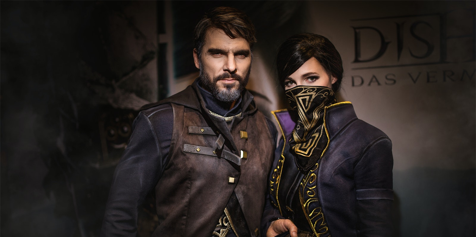 'Dishonored 2' is as mysterious and full of wonders as these cosplayers.