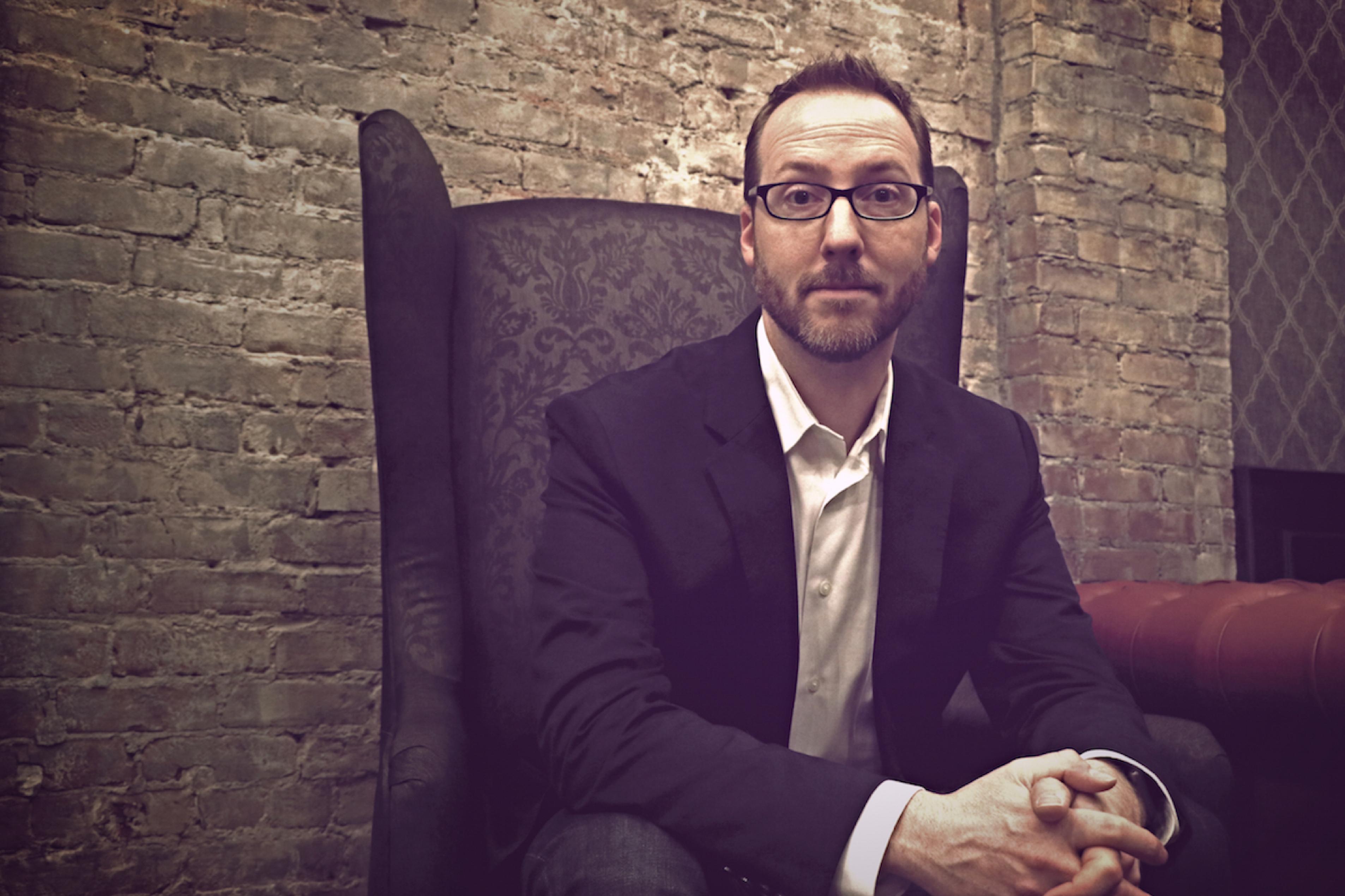 'Lore's' creator, Aaron Mahnke