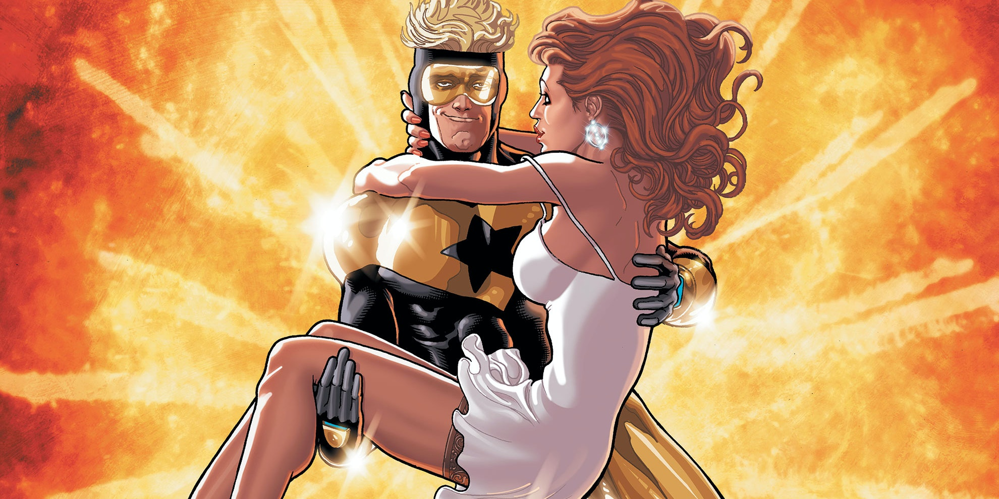 'Booster Gold' #37