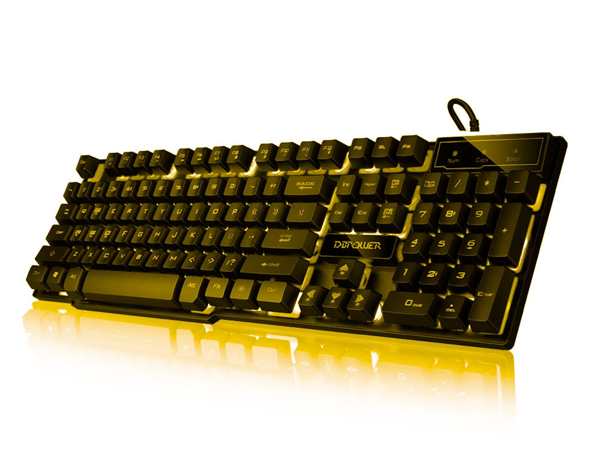 DBpower keyboard