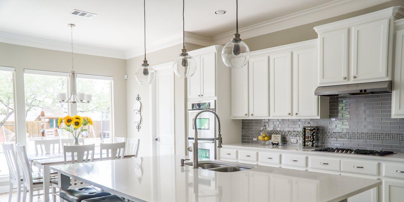 Upgrade your kitchen.