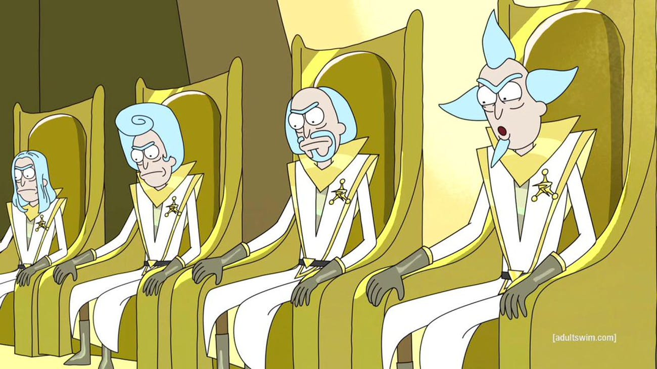 Will the Council of Wells be as varied as the Council of Ricks?