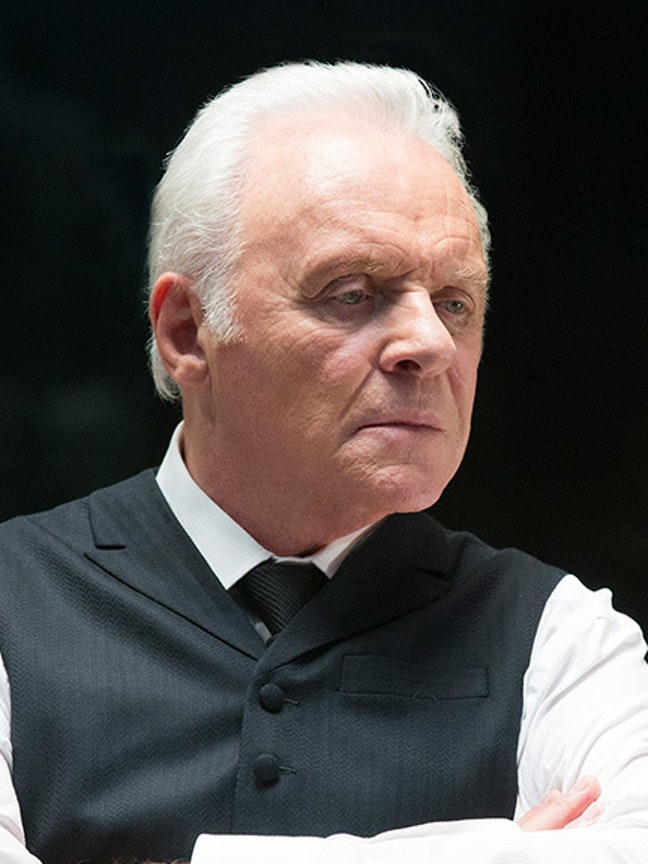 HBO's Westworld Dr. Robert Ford played by Anthony Hopkins