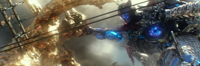 Power Rangers Movie Goldar