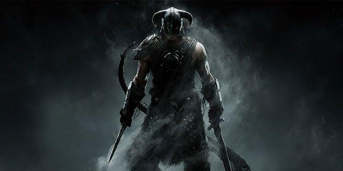 elder scrolls dragonborn smash bros ultimate roster