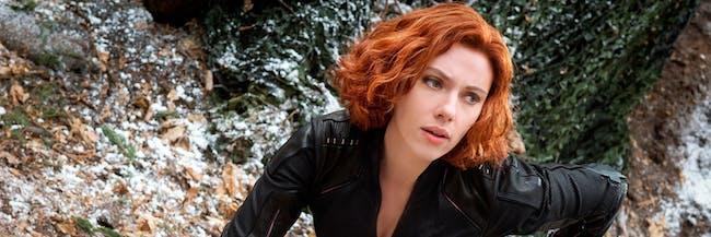 Black Widow Scarlett Johansson Marvel