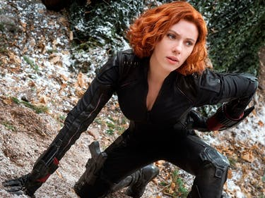 Even Captain America Wants a Black Widow Movie
