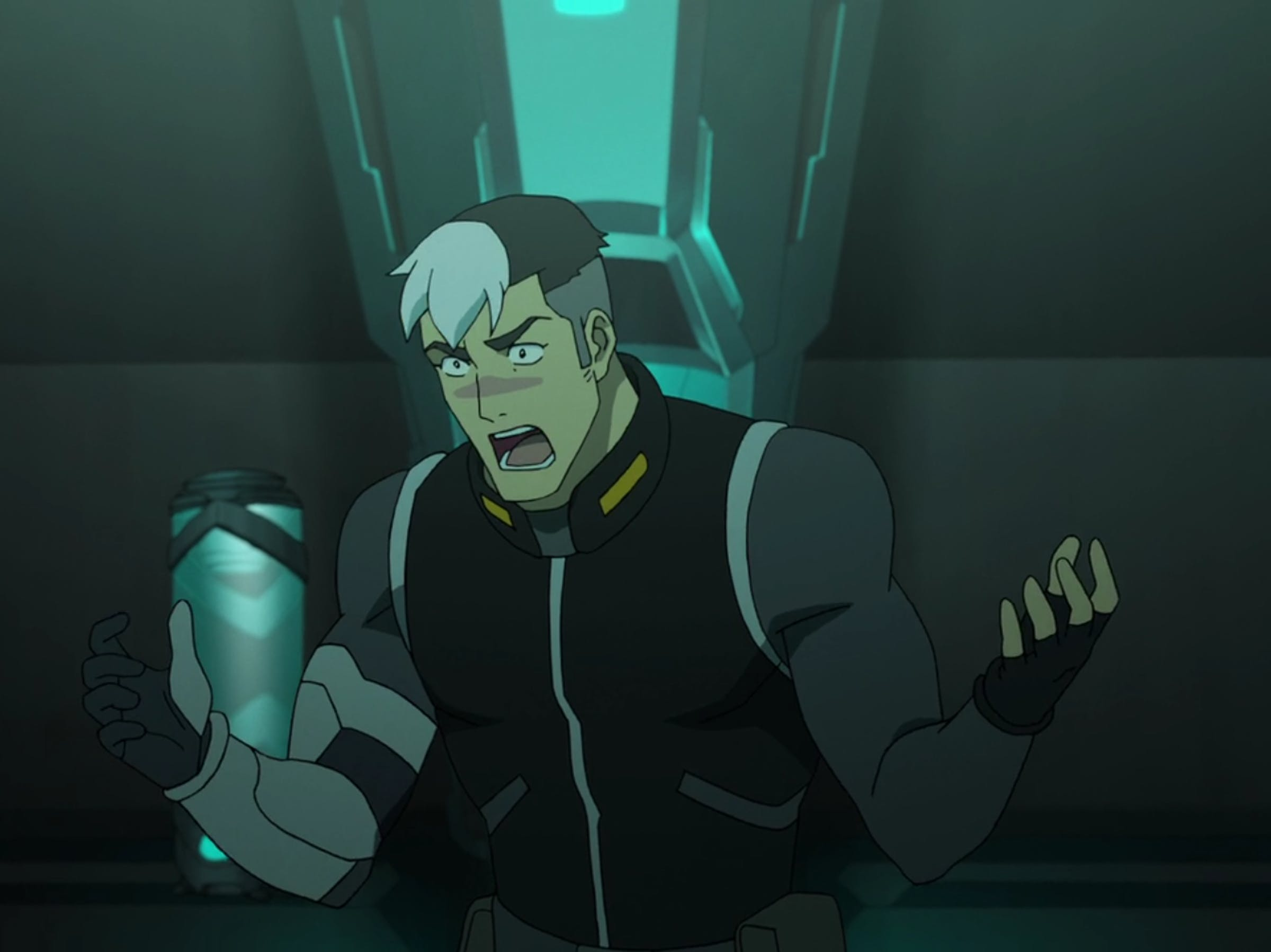 voltron season 7 shiro