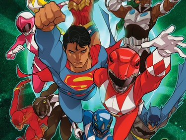 DC and 'Power Rangers' Villains Are Teaming Up Too