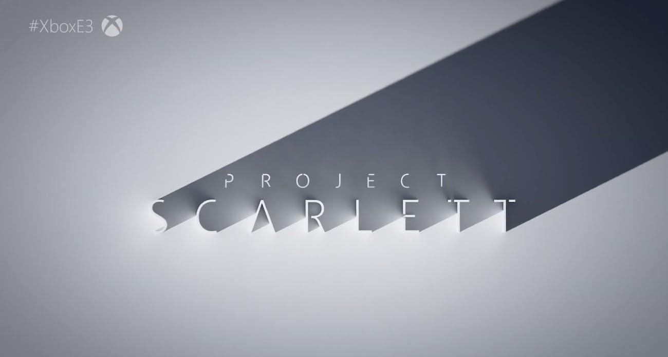 microsoft e3 xbox scarlett announcement