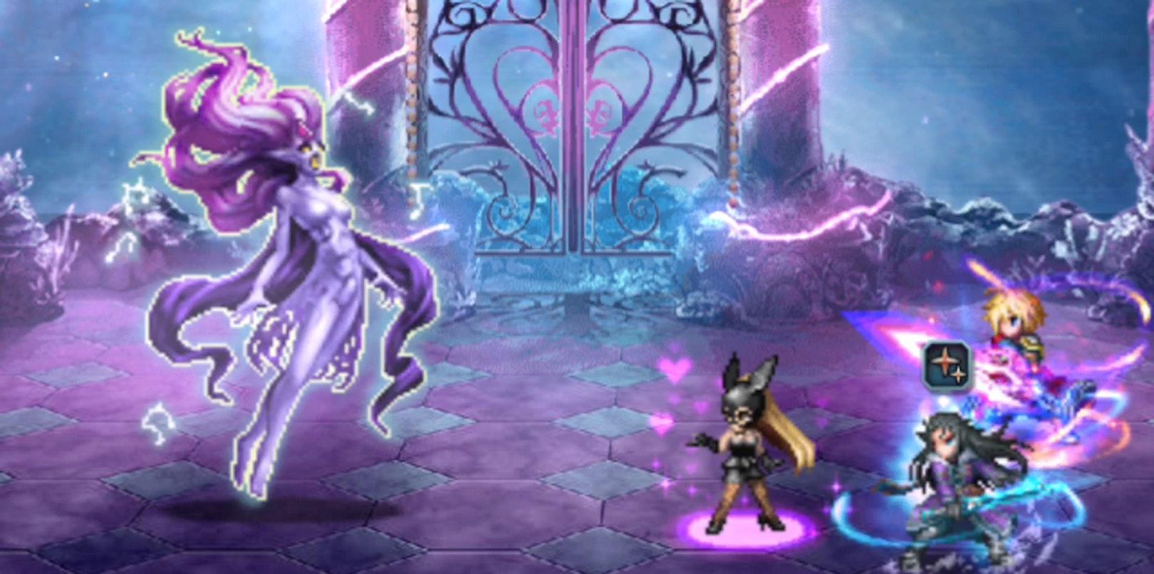 final fantasy brave exvius how to get sephiroth