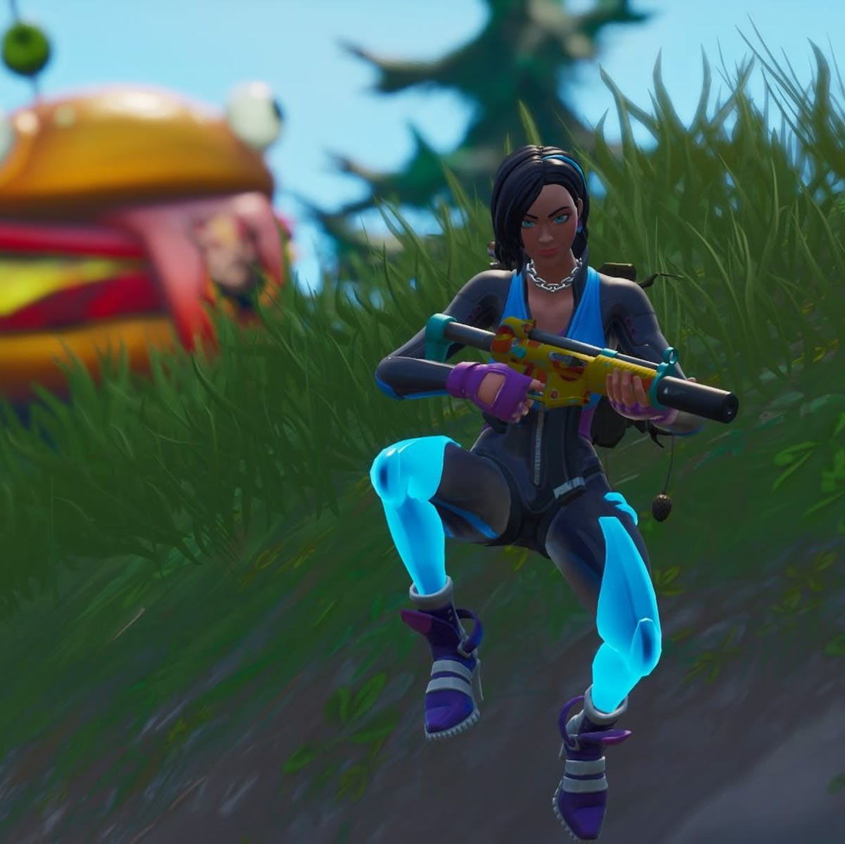 'Fortnite' time trial locations in Pleasant Park & Salty Springs for Week 8
