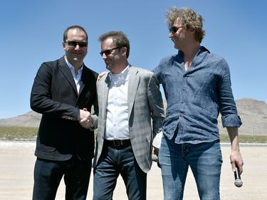 Hyperloop One Co-Founders May Drop Most of Their Shares Amid Lawsuit