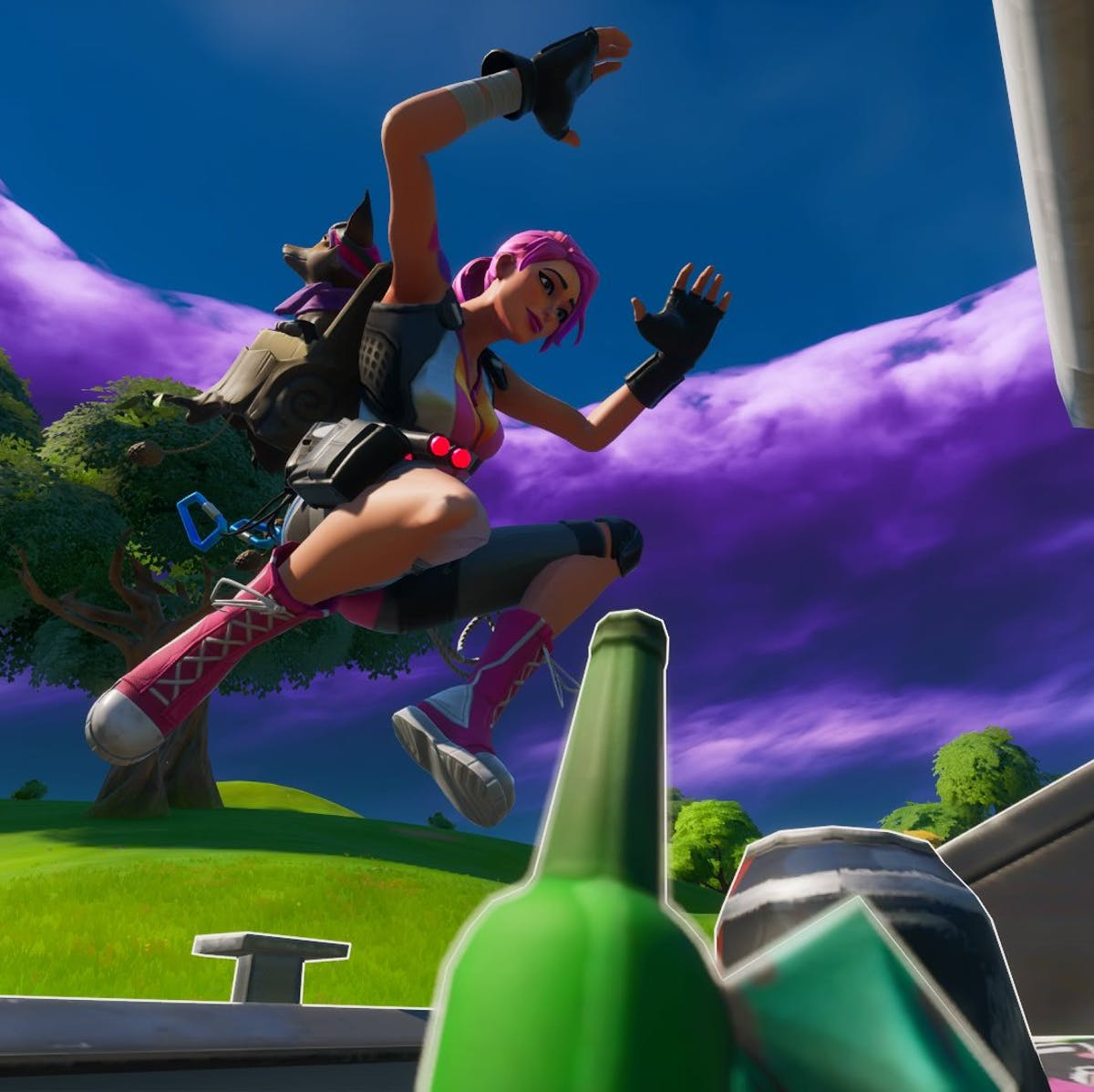 'Fortnite' Hideout locations and how to use them for Open Water challenges